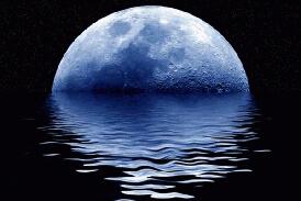 lluna terra